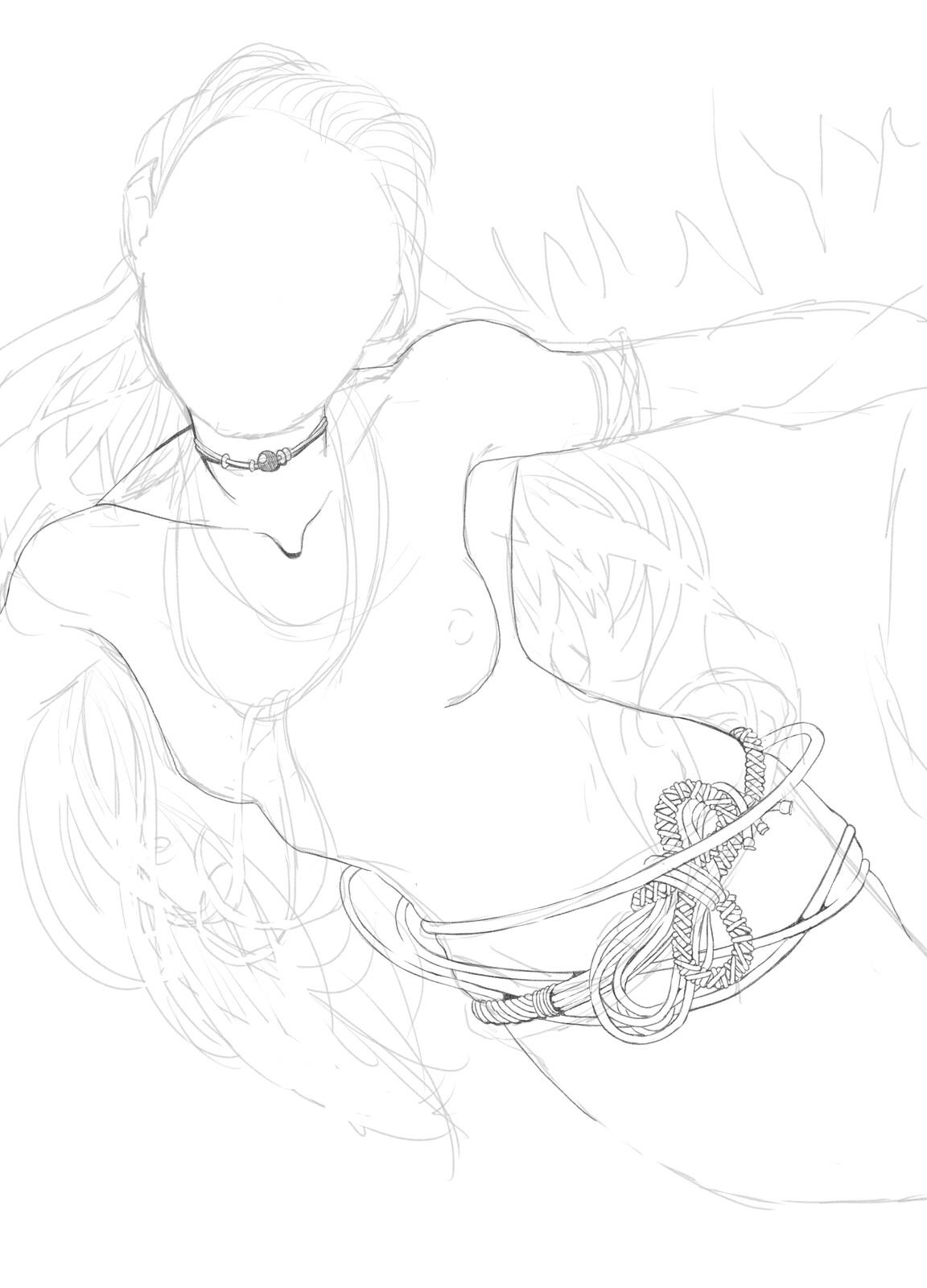 Process sketch 1