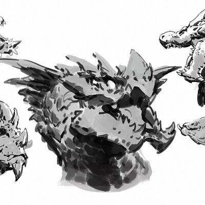 Qichao wang dragon2