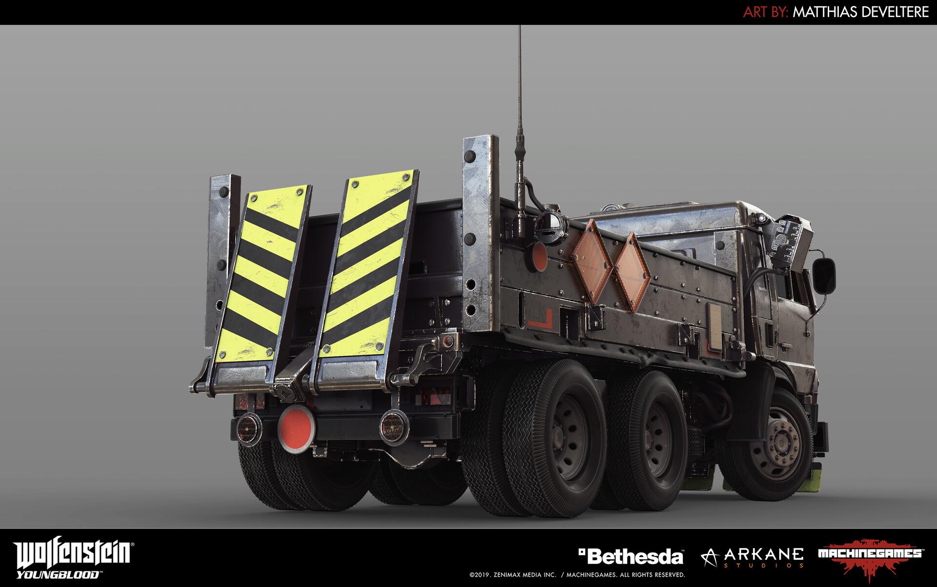 Matthias develtere truck 7