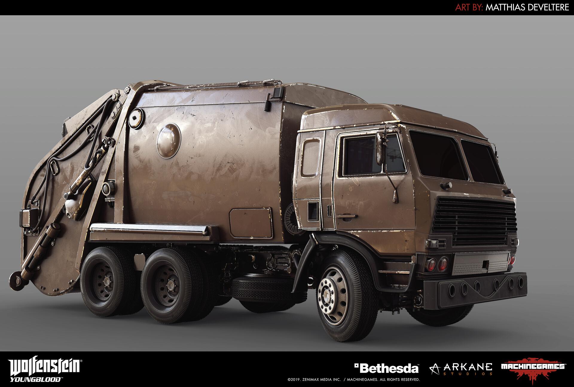 Matthias develtere truck 3