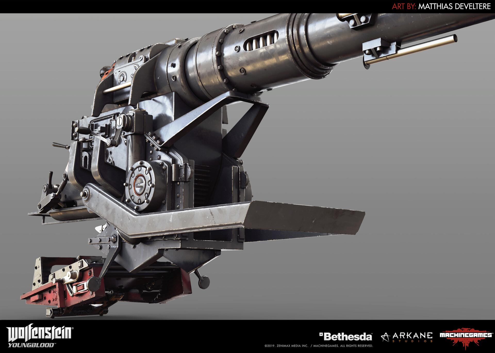Matthias develtere artillery 1