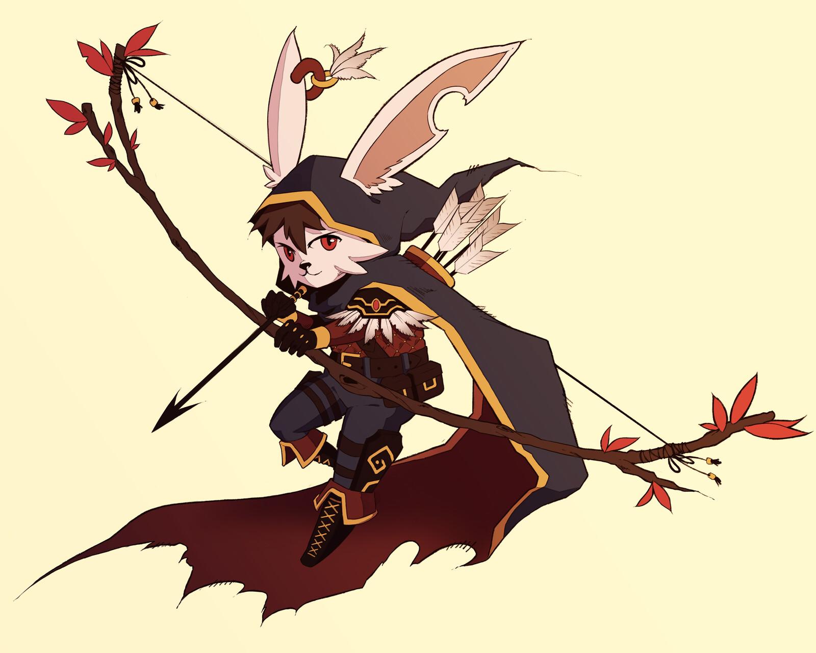 Bunny Ranger