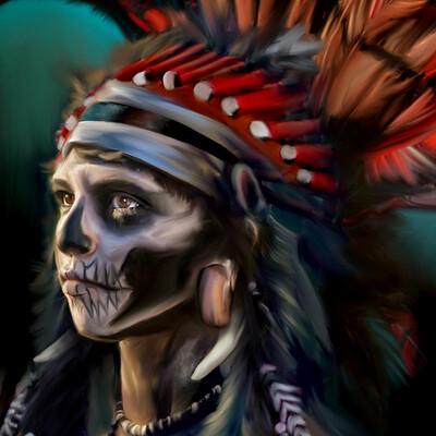Jon yousef warriorindian