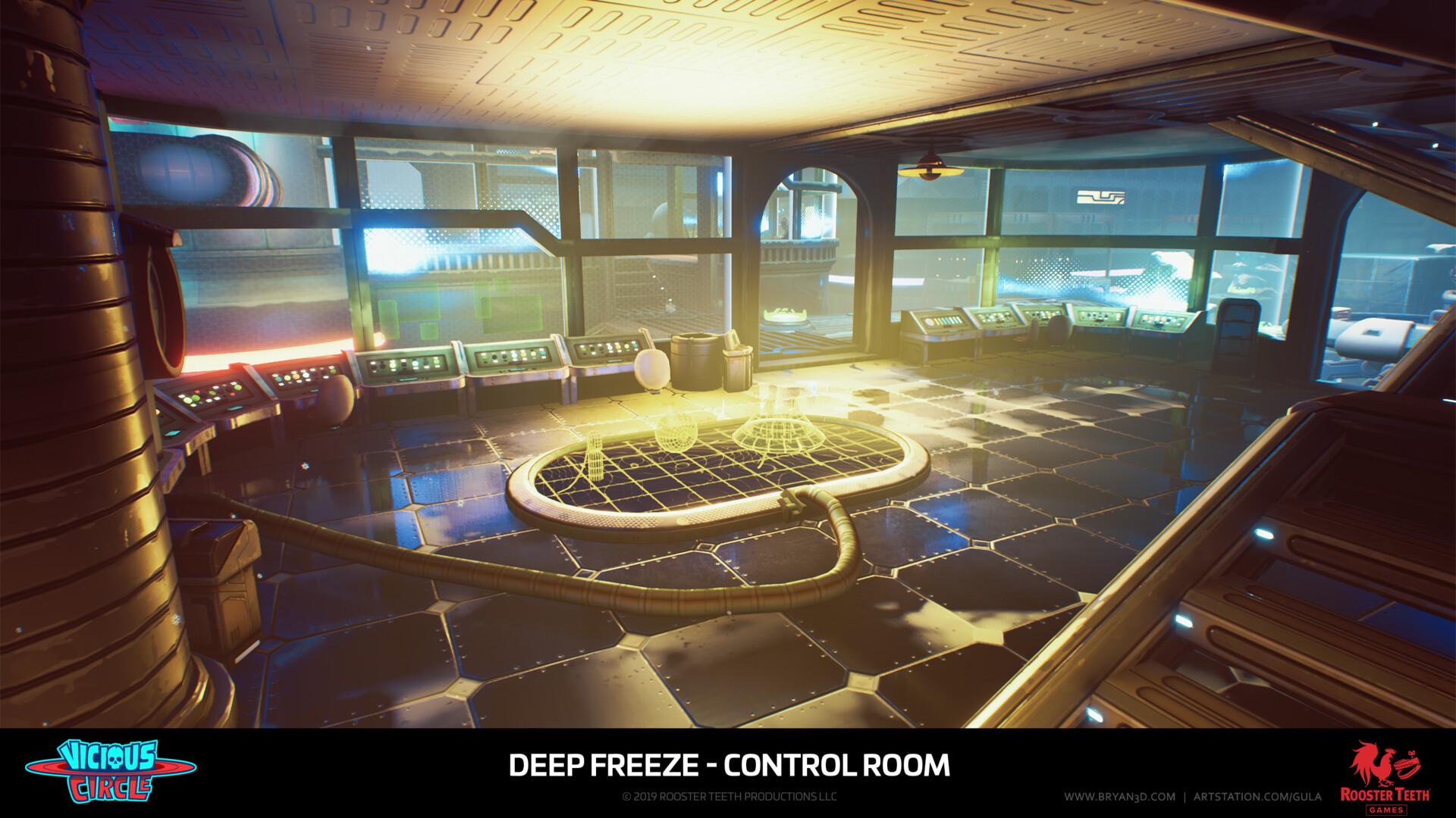 Bryan shannon 002 deepfreezecontrolroom