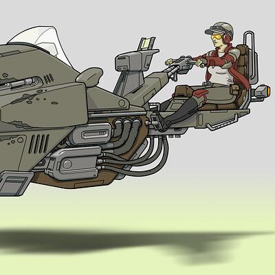 Paul adams trike vehicle 008
