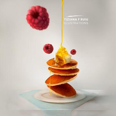 Tiziana federica ruiu breakfast