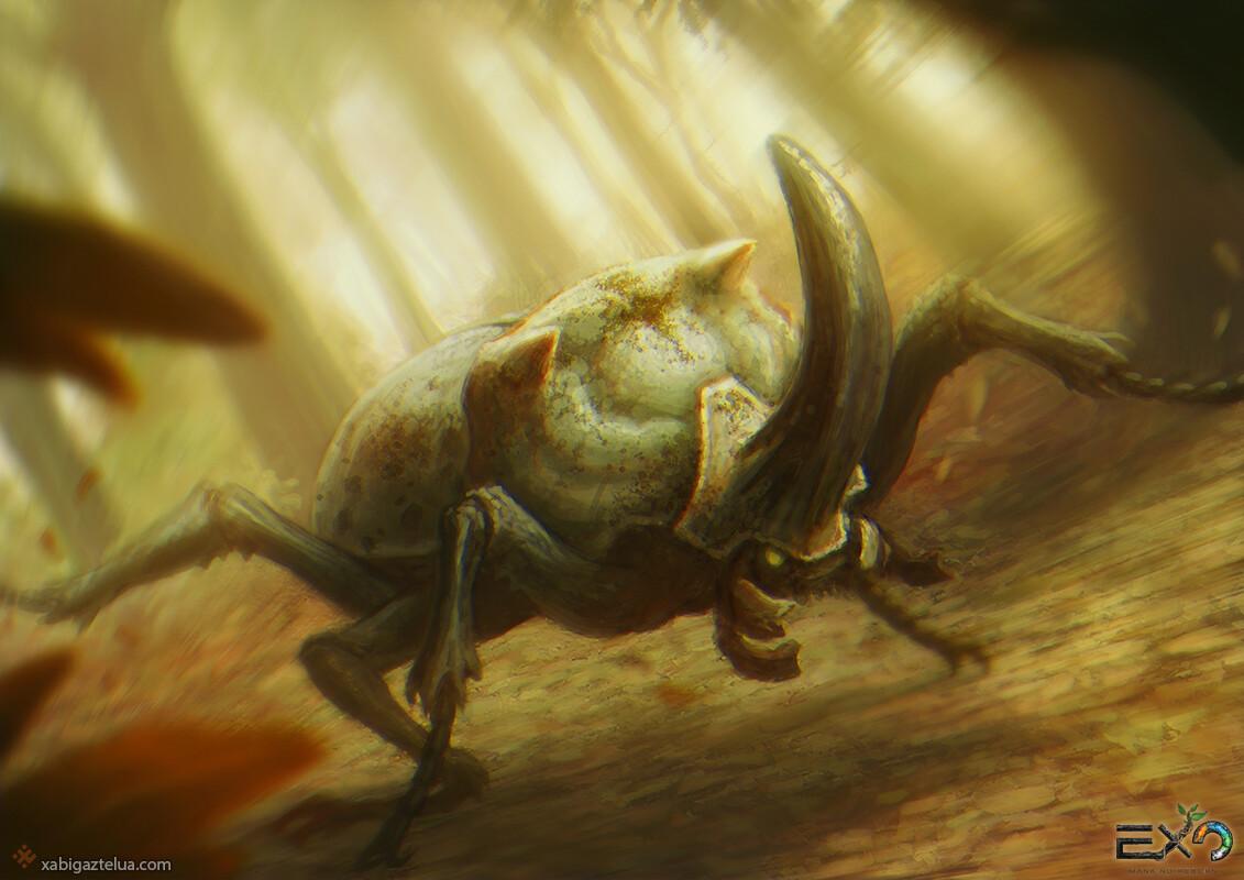 Xabi gaztelua beetle charge low
