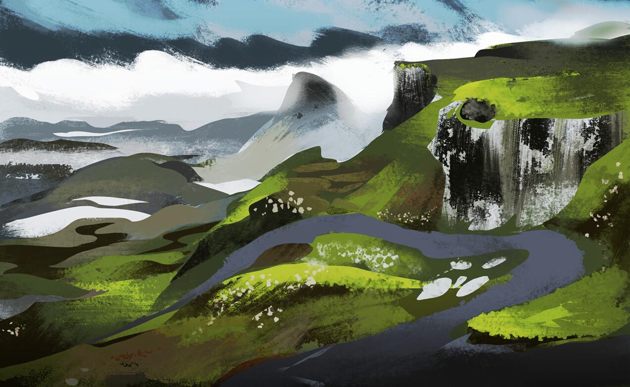Tengu arts landscapes 3