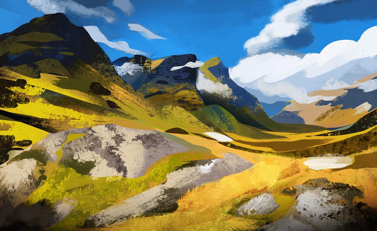 Tengu arts landscapes 4