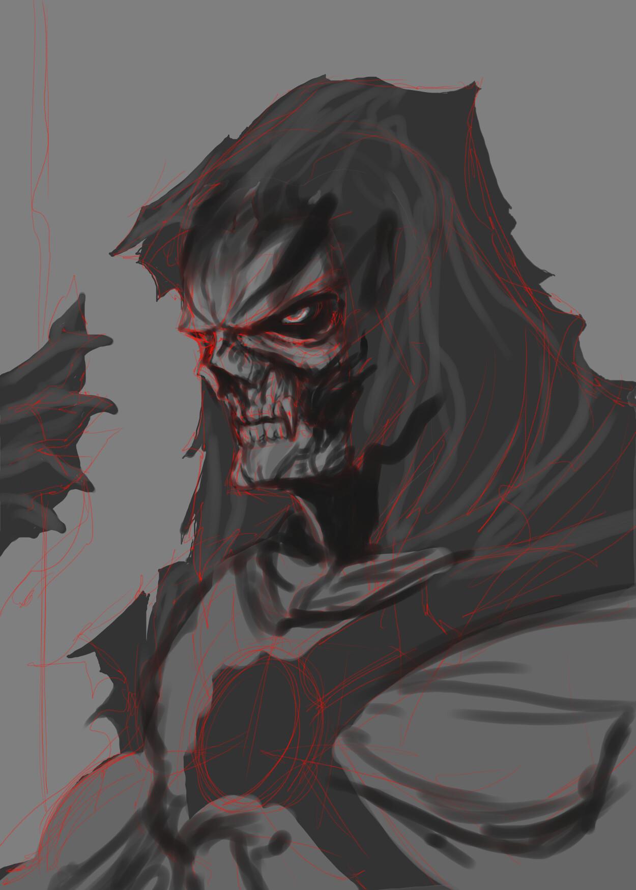 Loc nguyen 2019 08 19 skeletor wip 1