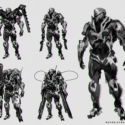 Benedick bana havok final