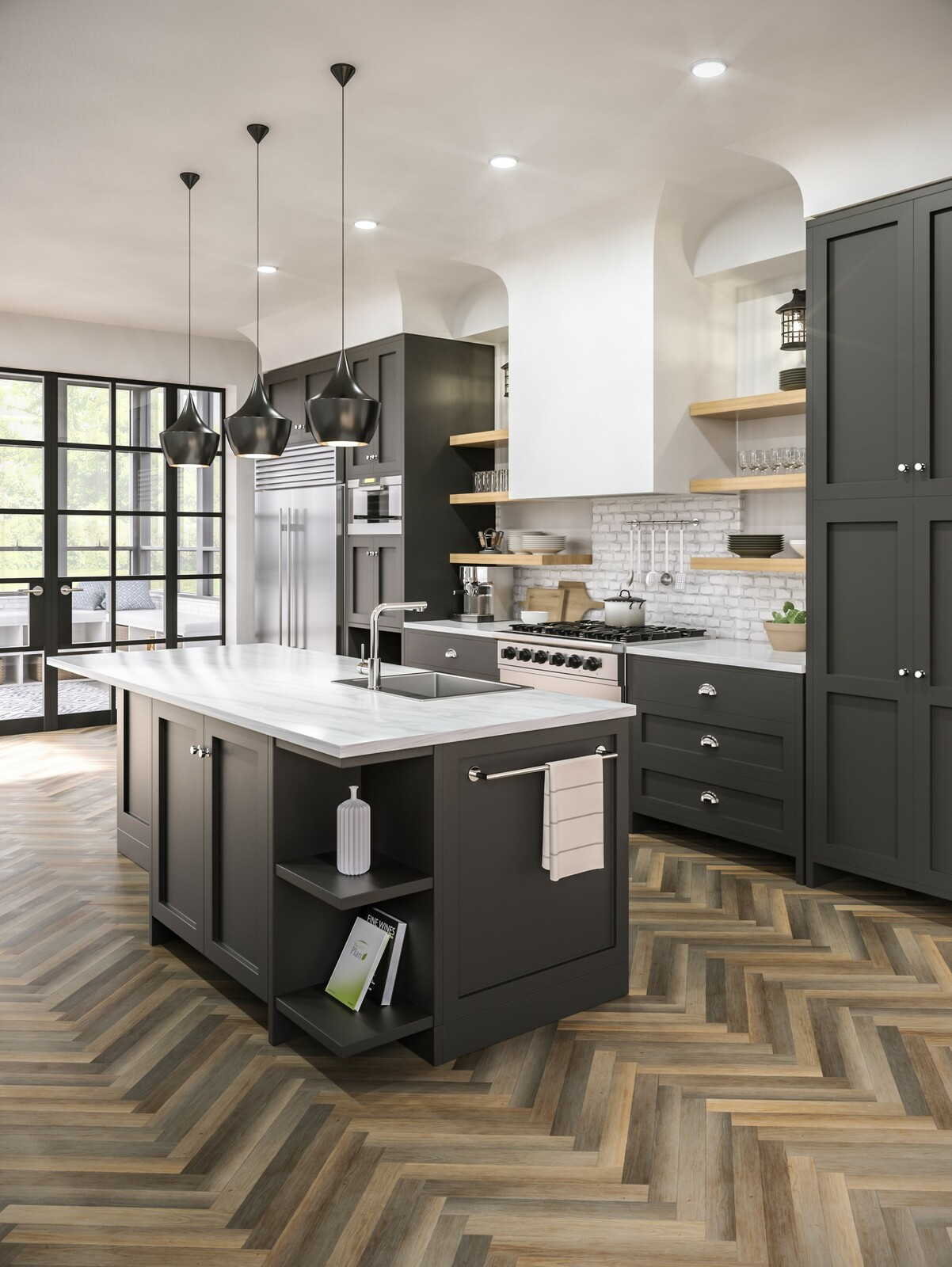 Taymor Kitchen Showcase