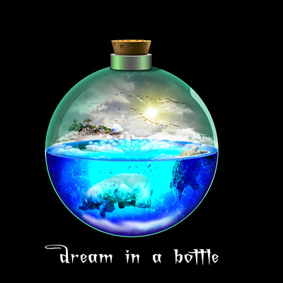 David frazier dream in a bottle