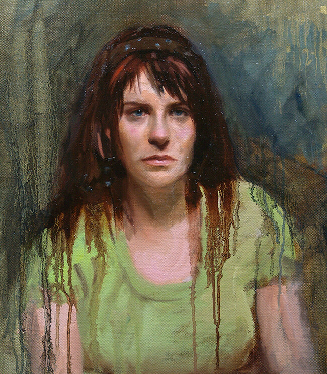 Jonathan hardesty amy painting medium
