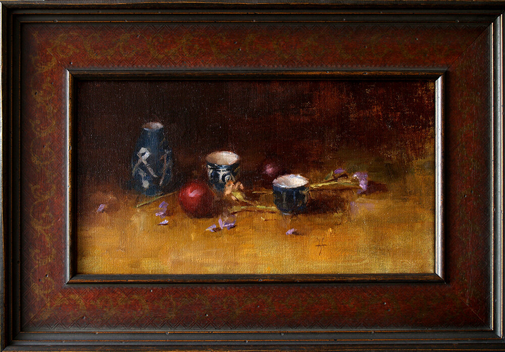 Jonathan hardesty saki medium framed