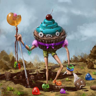 Jonathan hardesty cupcake shaman medium