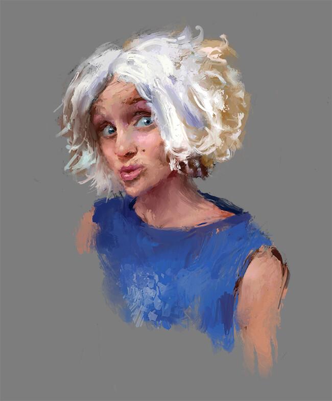 Jonathan hardesty marie wig