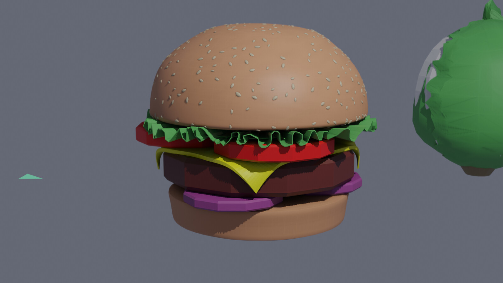 Ice Burger