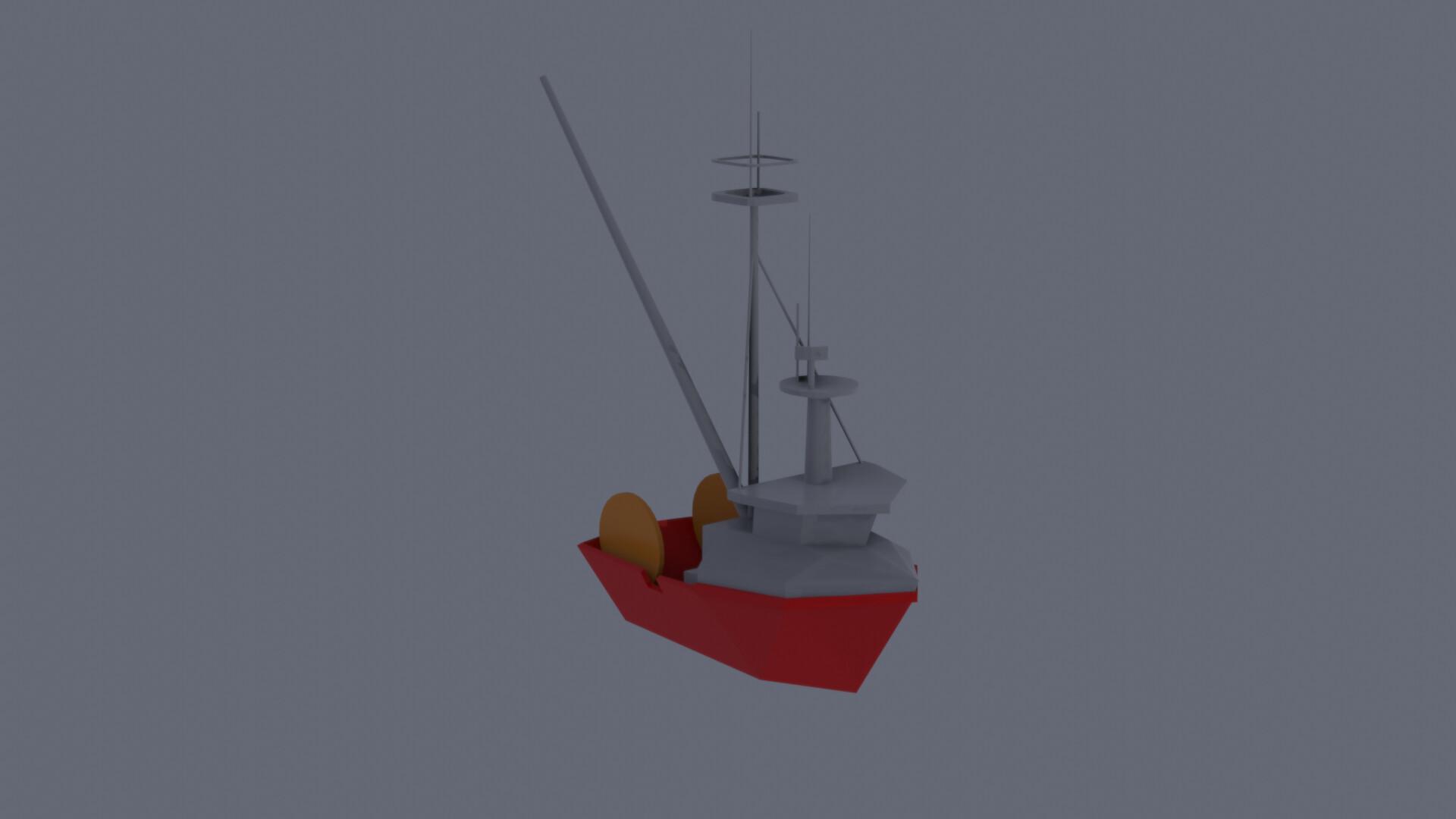 Jake bullock ship