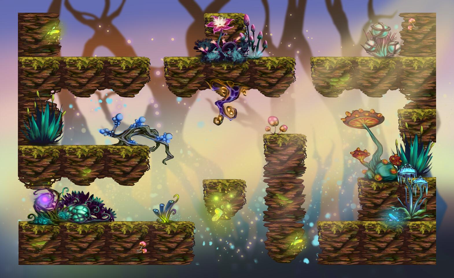 Moon tribe screenshot 1
