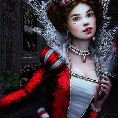 Tanya varga killer queen of hearts