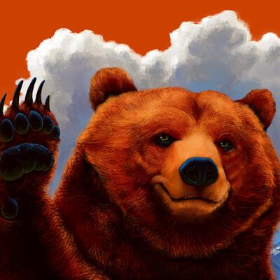 Javier valdez bear web