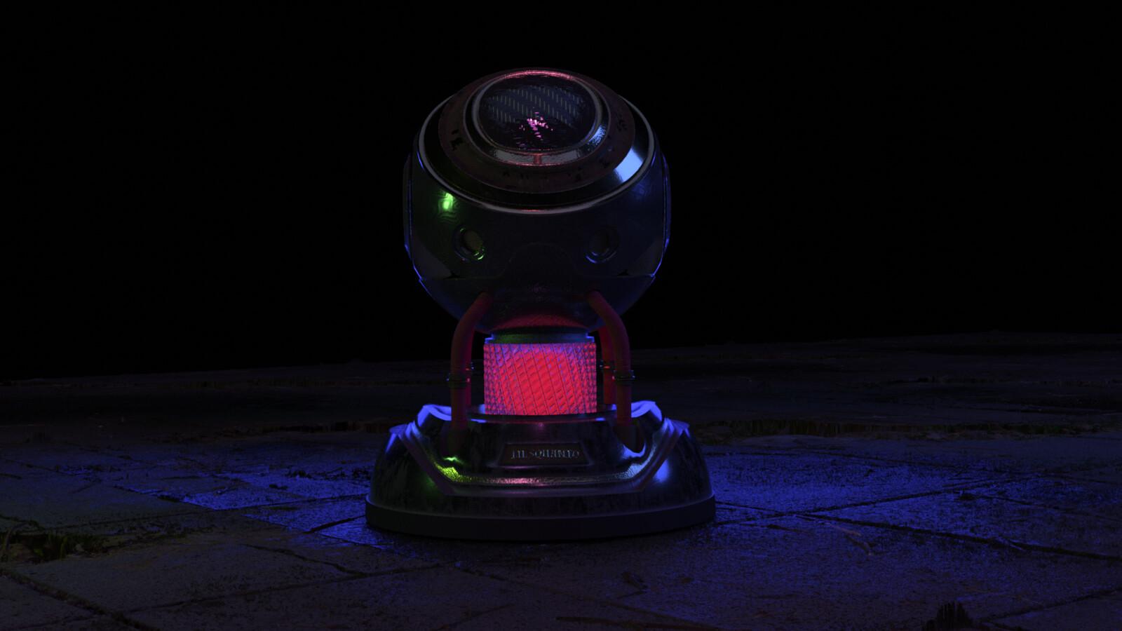 Octane Prime render