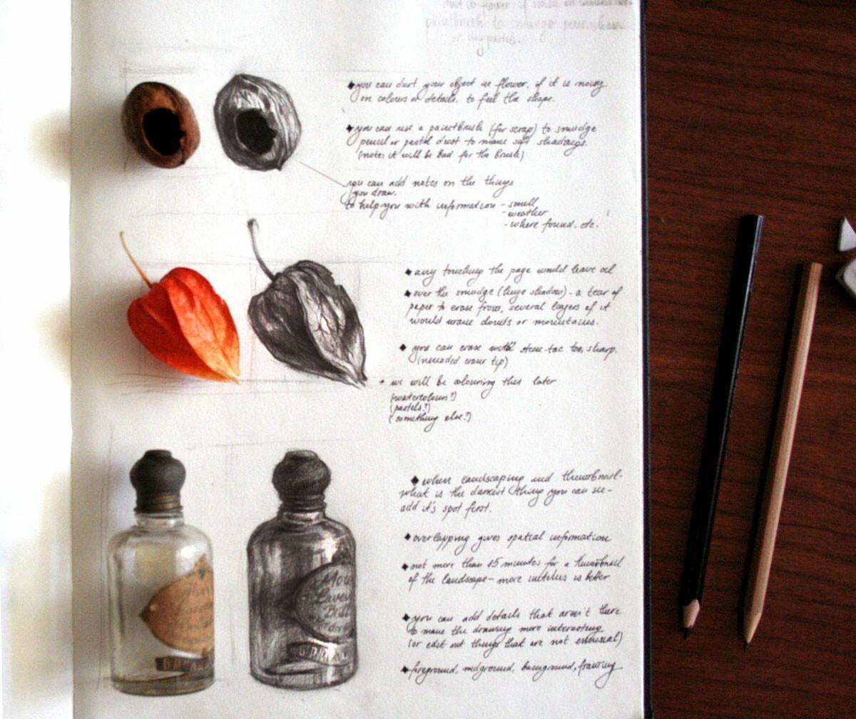 Object study.
