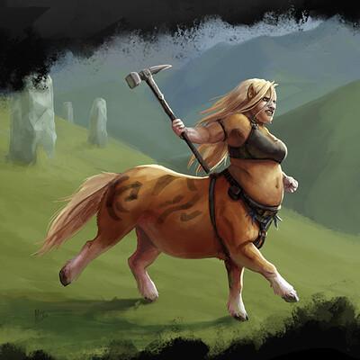 Adela quiles ponytaur fancy cover