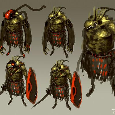 Benedick bana tribe creature