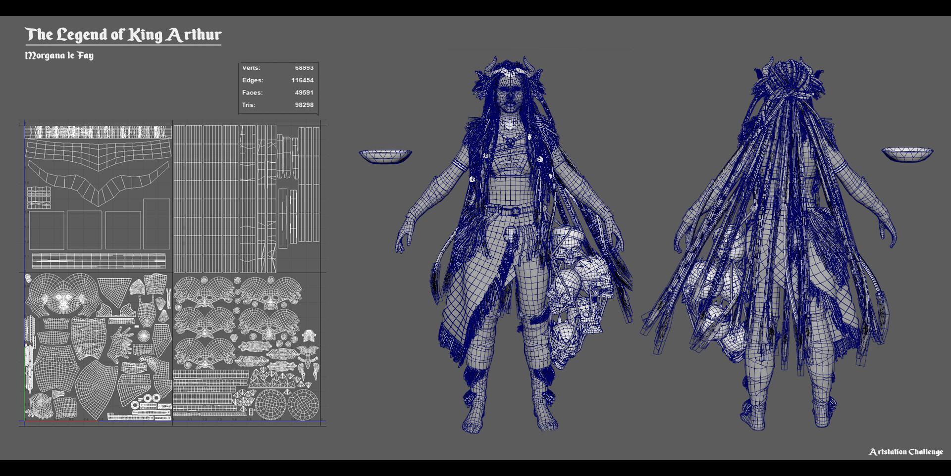 Yumi batgerel morgana uv01