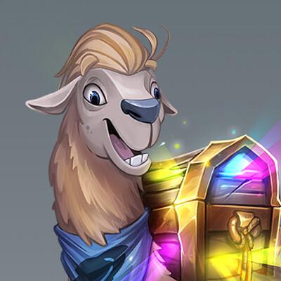 Loot Llama - Cosmic Games