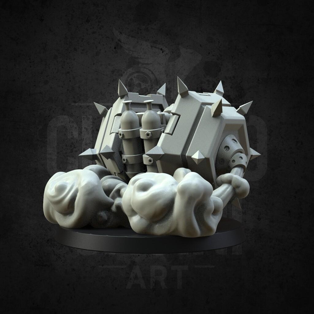 3D - Daniele Danko Angelozzi