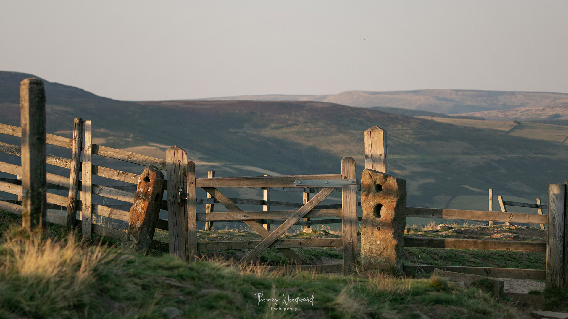 Thomas woodward mam tor evening 8