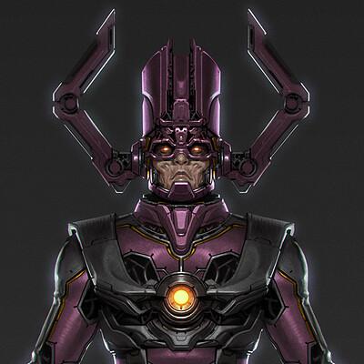 John grello galactus design