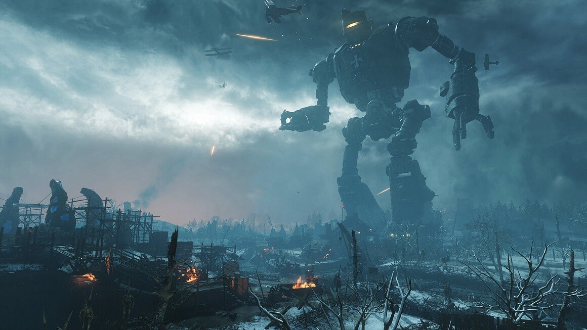 ArtStation - Call of Duty - Black Ops 2 Zombies - Origins, Douglas Guanlao