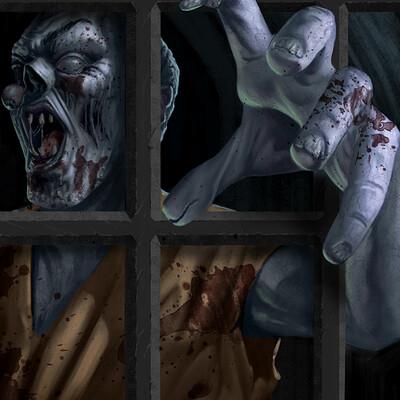Julien lesne zombie