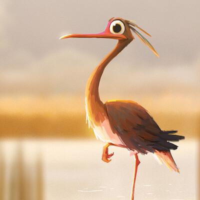 Sam nassour derpbird