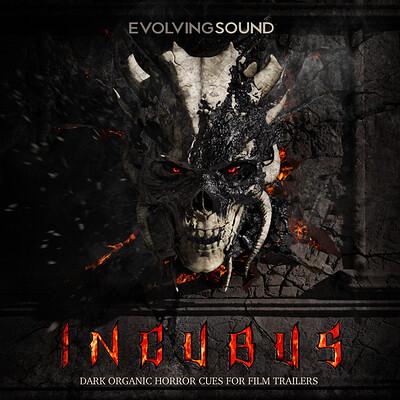 Greg semkow incubus cover v6
