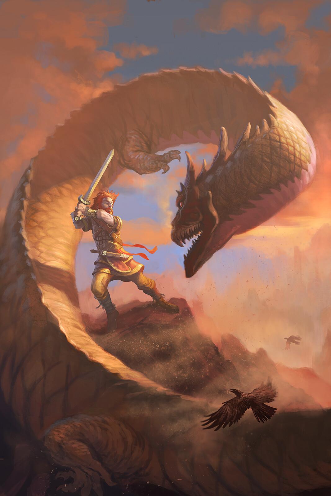 Sigurd, Fafnir's Bane