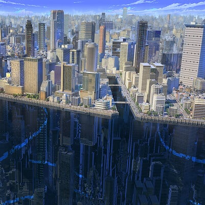 Arseniy chebynkin virtual city