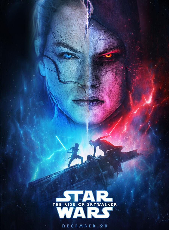 Artstation Star Wars The Rise Of Skywalker Kris Ugoh