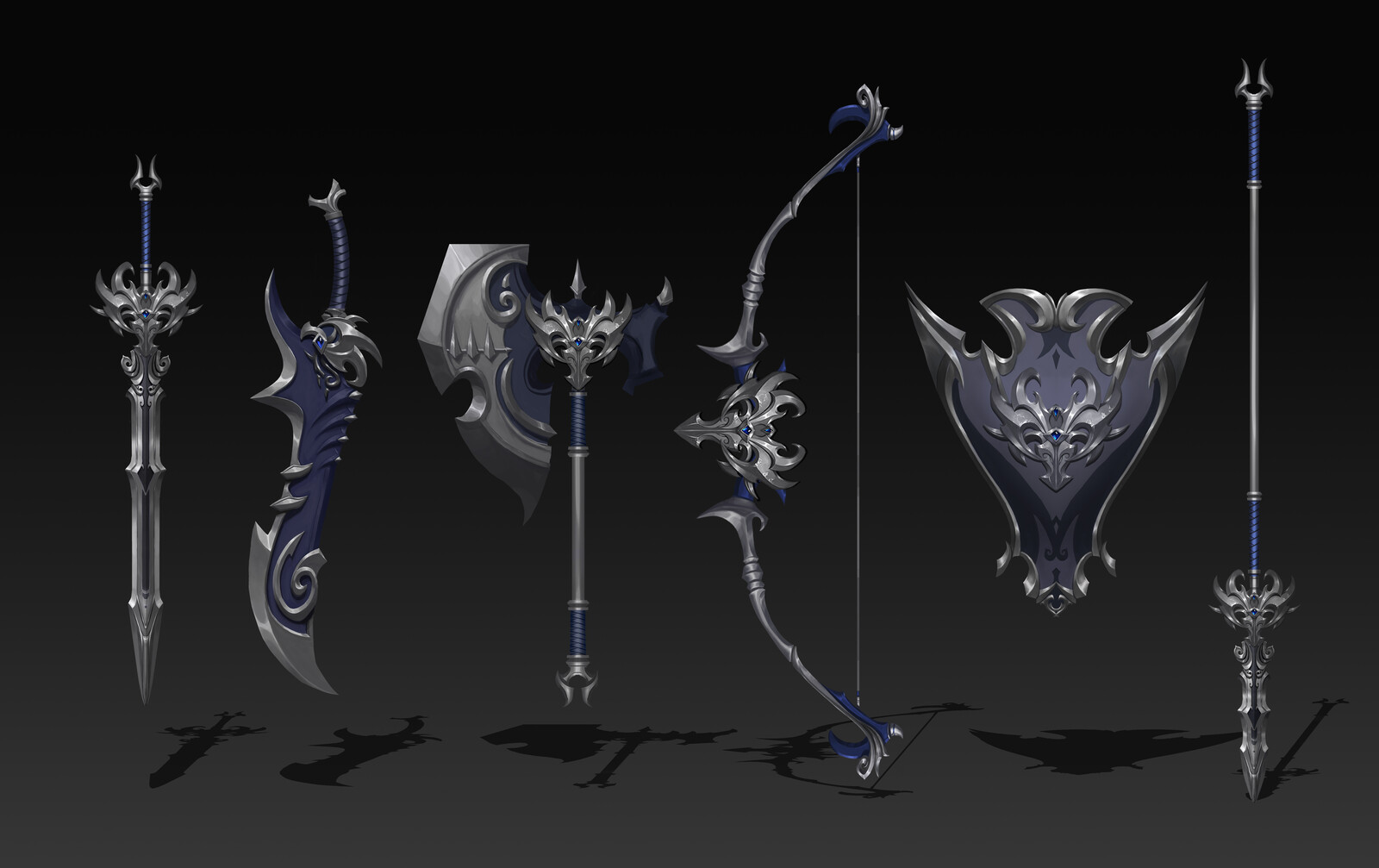 Weapon Designs