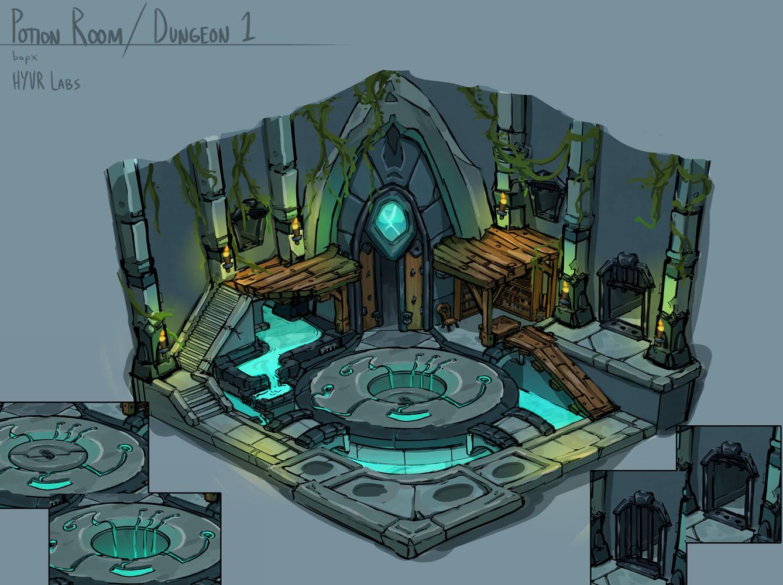 Kelsey martin hyvr potionroom