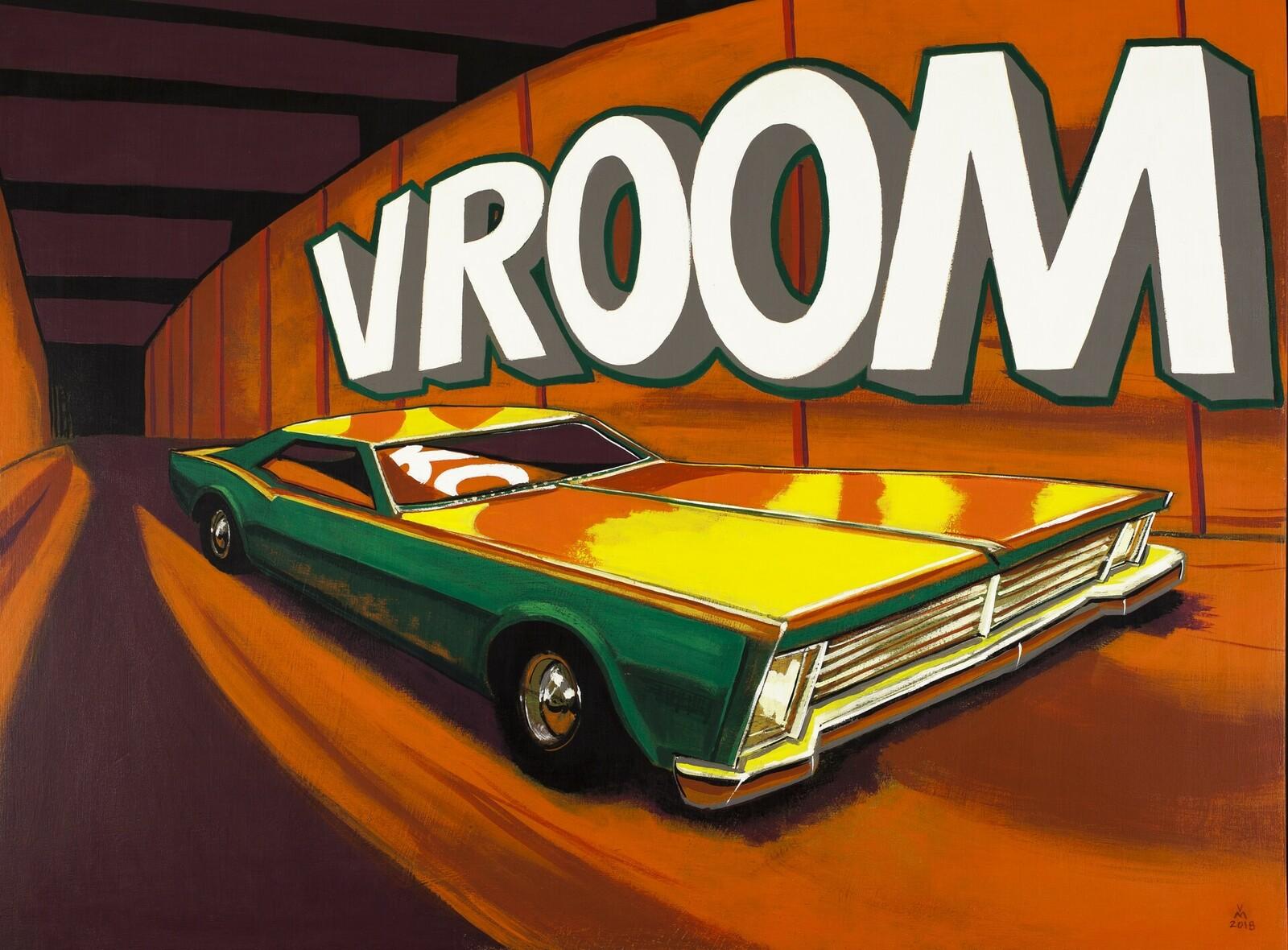 Car paintings