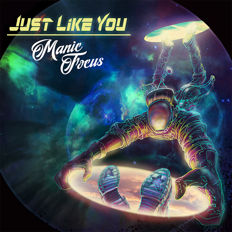 Just Like You cover art