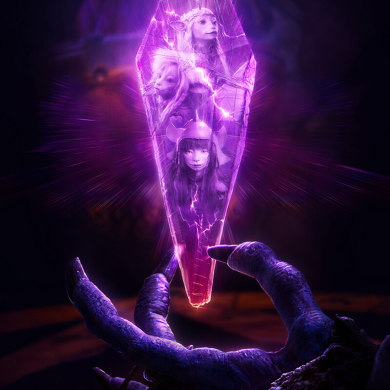 The Dark Crystal Banner