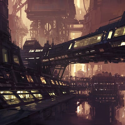 Andreas rocha industrialdistrict
