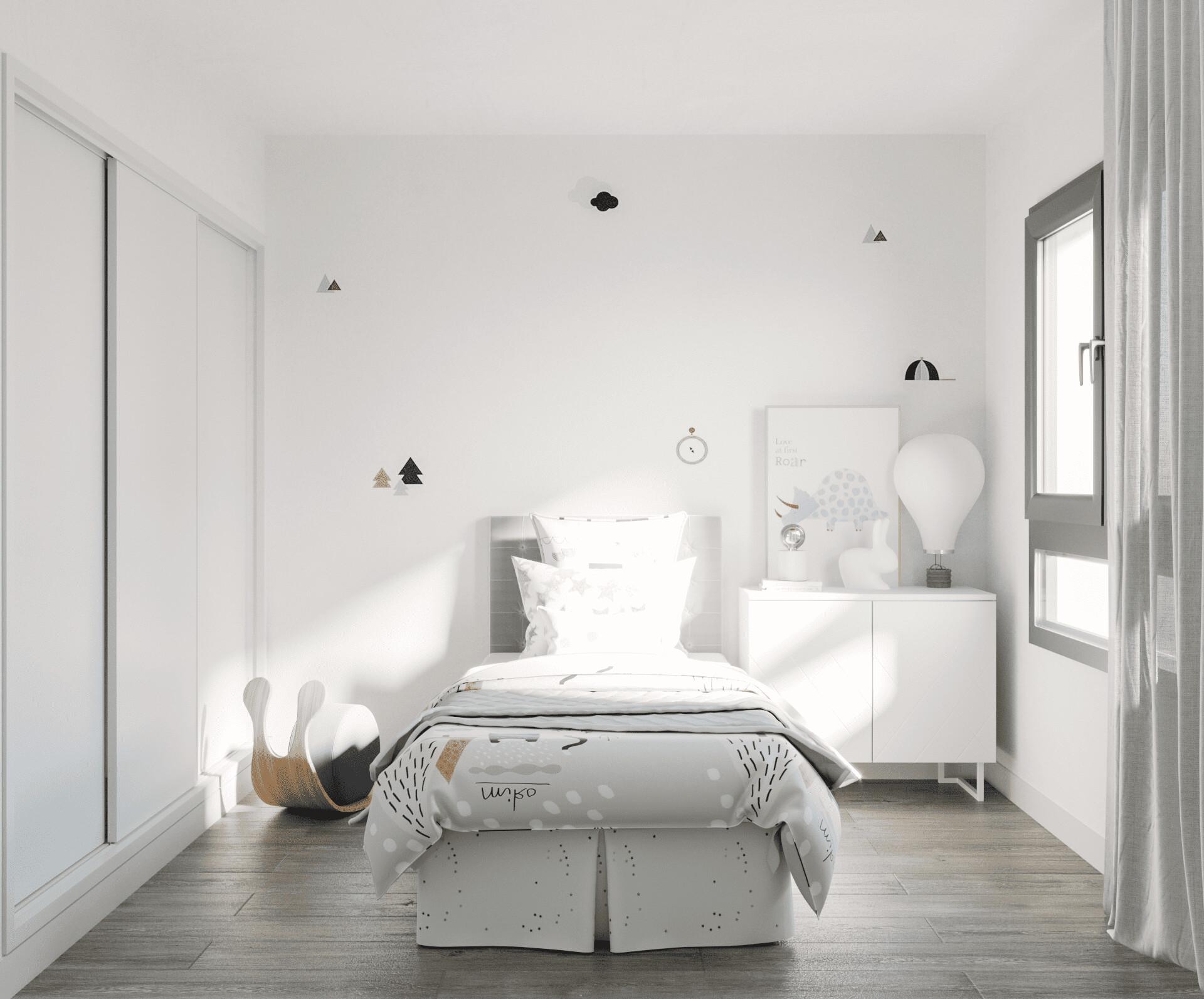 Baboon lab dormitorionino