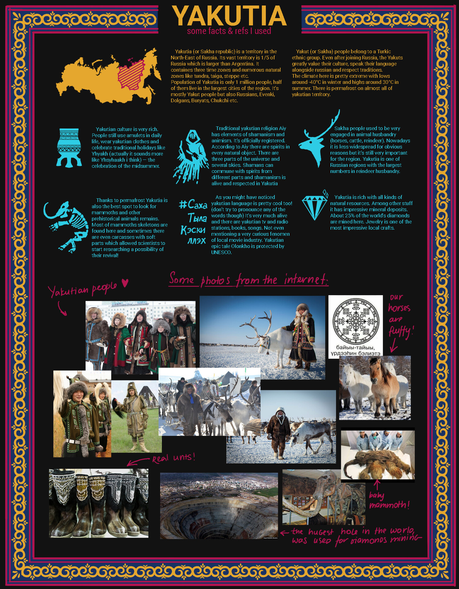 Irina nordsol kuzmina yakutia facts